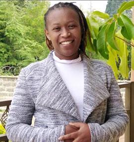 Dr Edith Kwobah