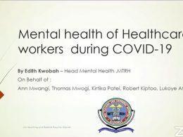 Dr Edith Kwobah Presentation s;ide